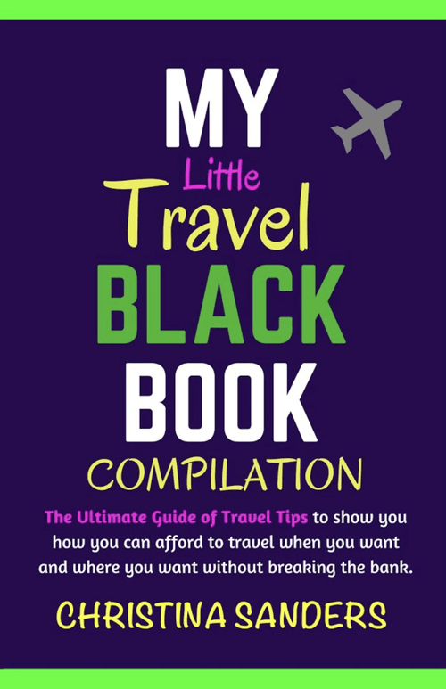 My Little Travel Black Book