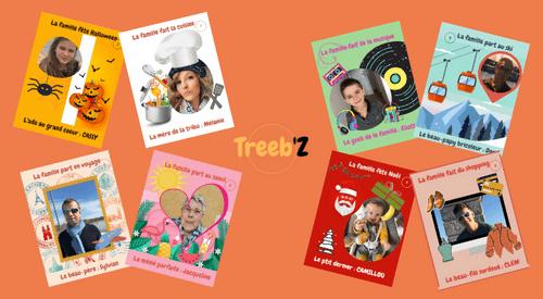 OFFRE ENTREPRISE : Pack de 5 jeux de MA famille - cadeau de fin d'année - frais de livraison inclus