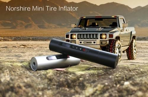 Norshire Mini Tire Inflator