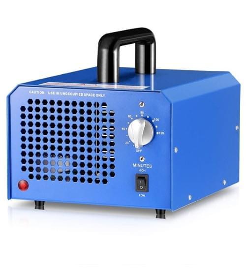 Commercial-grade Ozone Generator + Delivery