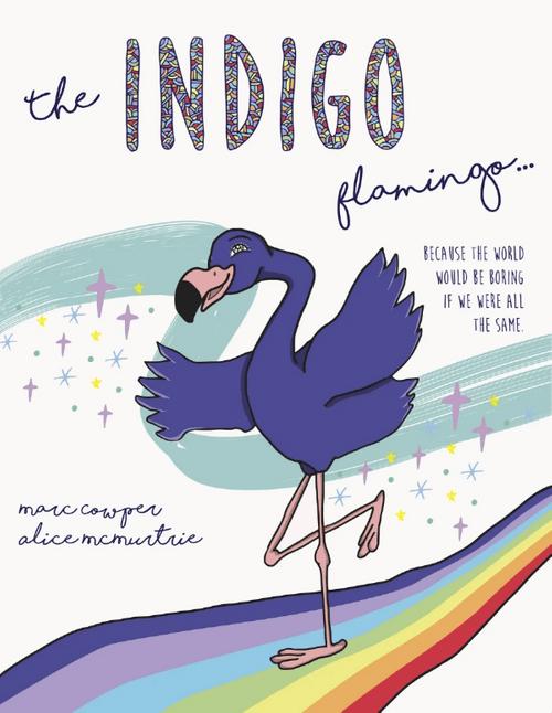 Indigo Flamingo Book