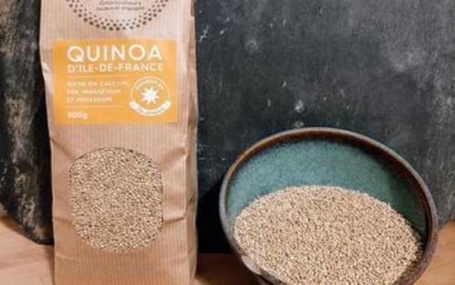 Quinoa - 1 unité - Emile et une Graine (91)
