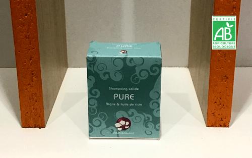 Shampoing PURE boite - Pachamamai