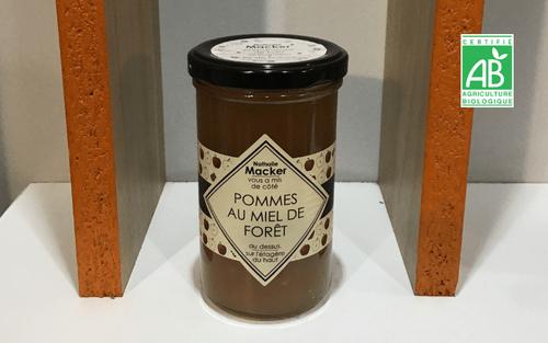Préparation de fruits (au choix) - 300 g - Au-dessus, sur l'étagère du haut (91)