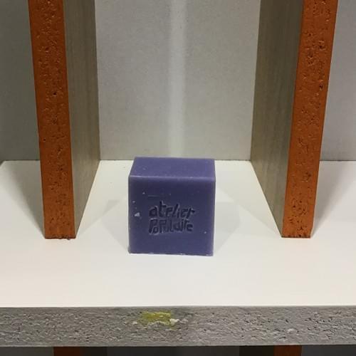 Savon lavande étoilée - Atelier Populaire - vrac 90g