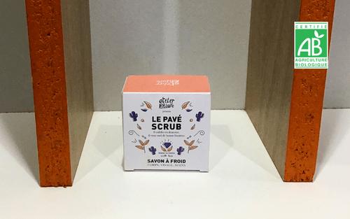 Pavé Scrub - Atelier Populaire - 90g