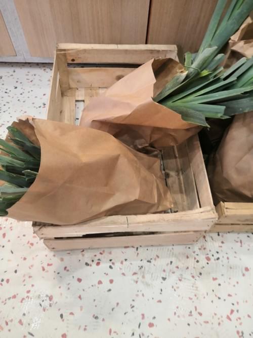 Fruits et légumes BIO - 1 panier
