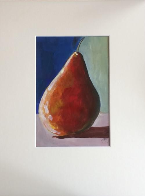Rosy Pear 3