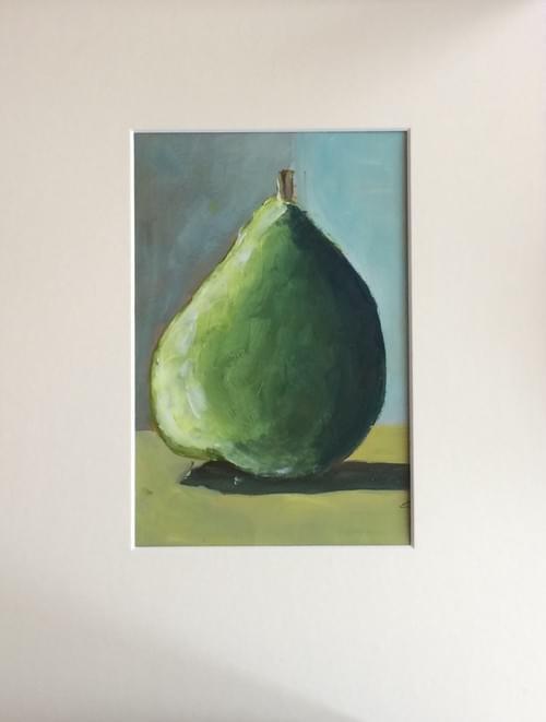 Green Pear 5