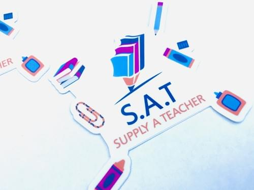 S.A.T Stickers