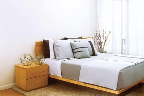 SHADOW SN.305 – GREY LINES BEDDING COLLECTION