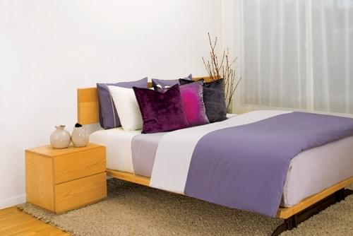 2 THREADS SN.004 – PURPLE & SILVER BEDDING COLLECTION