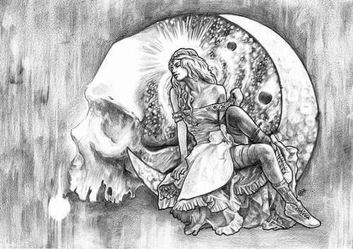 Skulls and dreams