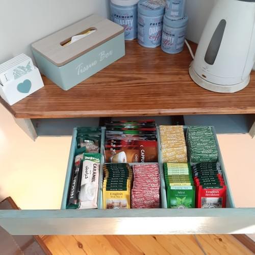 The Smart Coffee Corner