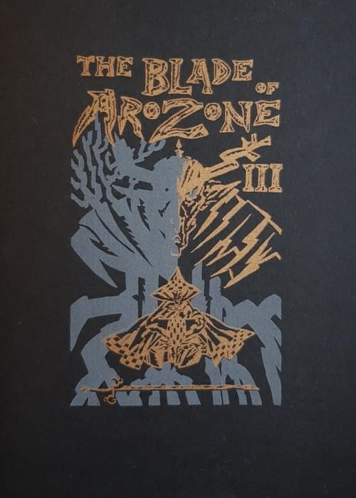 Blade of Arozone: Issue 3