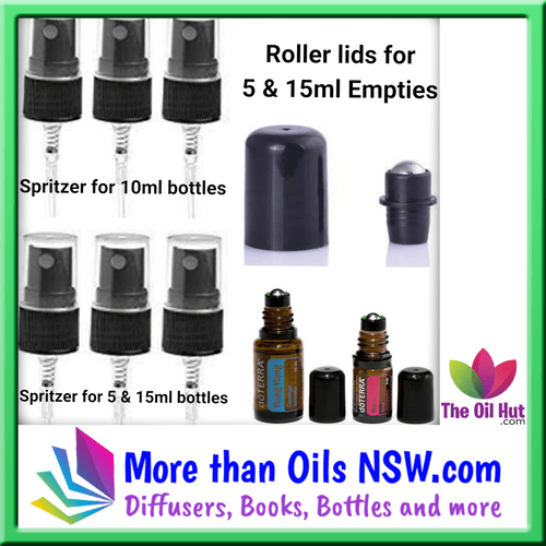 Spritzers and roller tops