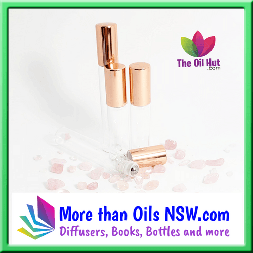 5 & 10ml perfume roller