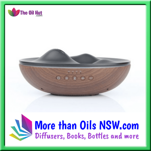 RIPPLE Ultrasonic Diffuser with Bluetooth