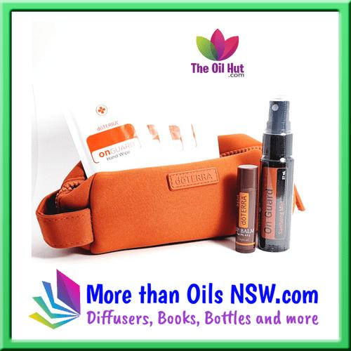 Orange Neoprene Bag