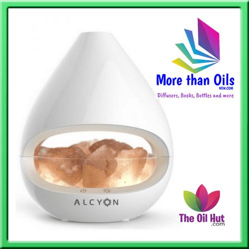 KIYOSHI Ultrasonic Salt Lamp Diffuser