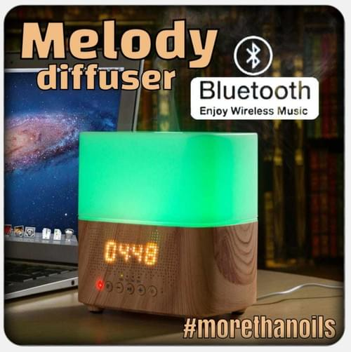 Melody diffuser