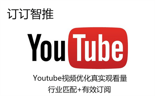 YouTube真实视频观看量