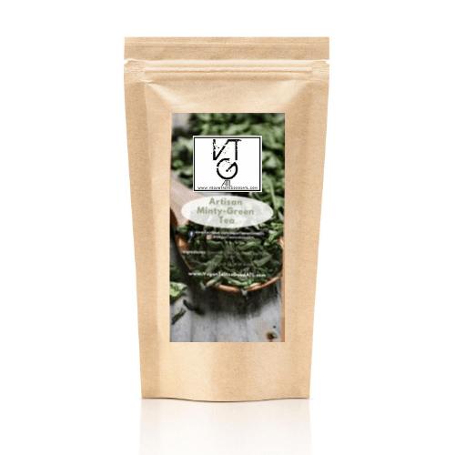 Artisan Minty-Green Tea (Contains Caffeine)