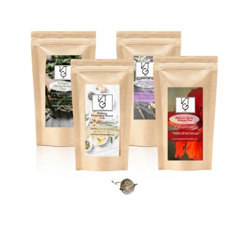 Artisan Tea Sampler Kit