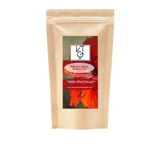Hibiscus Spice Artisan Tea