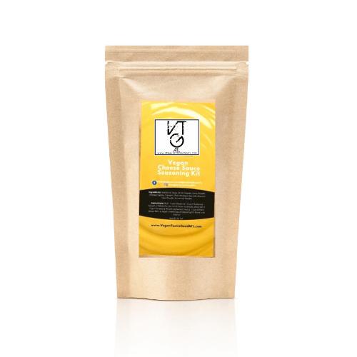 Vegan Cheese Sauce Seasoning Kit