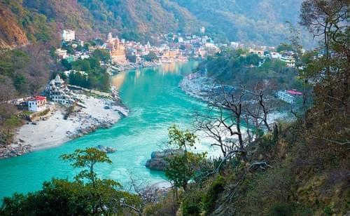 25-28th April, Yogada, Risikesh, india