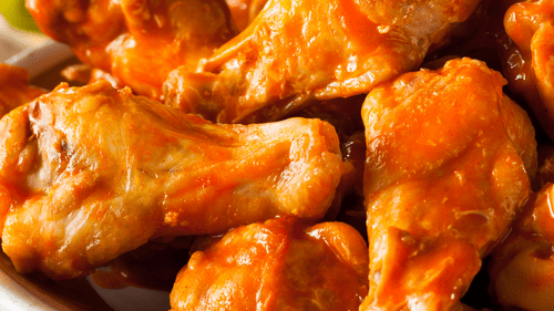 New!!.........Succulent Buffalo Wings