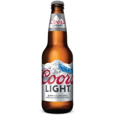Bottle of Coors