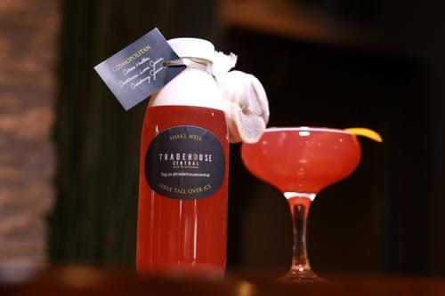 Cosmopolitan Cocktail  - 3 servings
