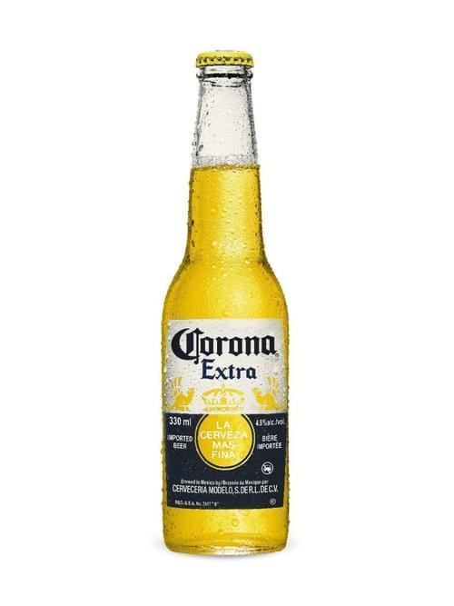 Bottle of Corona Extra