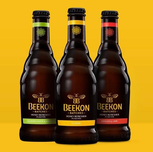 Beekon Batches Honey Refresher