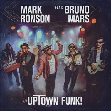 La belle gosse / Uptown funck - Bruno Mars