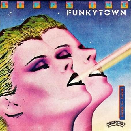 L'amusante / Funcky Town - Lipps