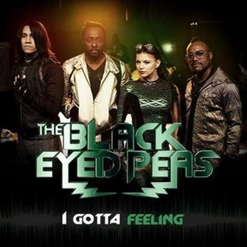 La fêtarde / I gotta feeling - The Black Eyed Peas