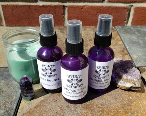 Metaphysical 2 oz Sprays