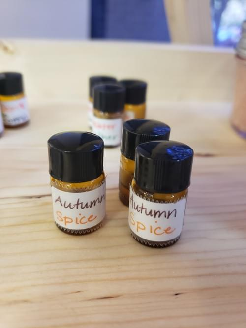 (Retired) Diffuser Blend Oils