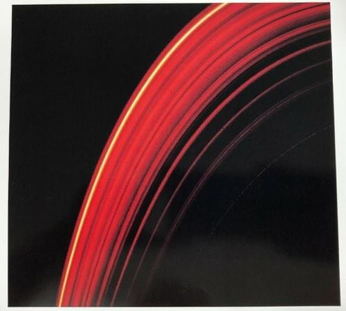 NASA JPL Voyager 2 Photo 1981 Saturns Rings Delta Scorpii