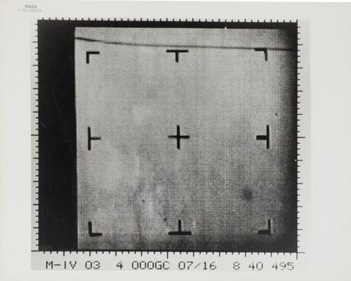 NASA Mariner 4: Original Official Photographs of the Planet Mars.