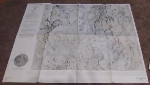 Ranger VII Lunar Charts