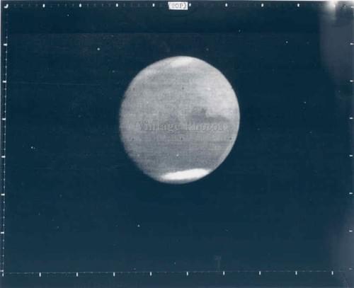 1969  Mariner 6 captures Mars