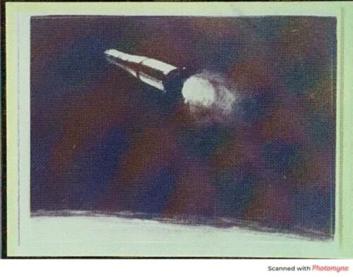 Original Apollo Program Master Negative IBM Document Card NA Rockwell / NASA 18