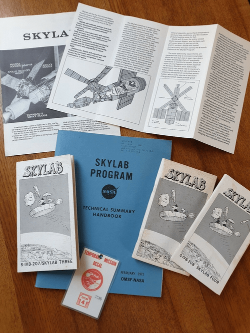 NASA SKYLAB collection