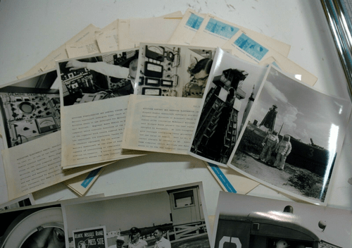 Mercury Project Press Kit 1963