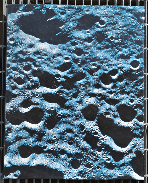 Apollo 11 X Omega speedmaster box of Apollo 11 moon landing photos