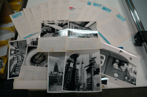 Mercury Project Press Kit 1963